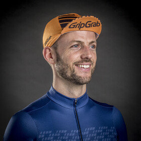GripGrab Lightweight Casquette de cyclisme, orange